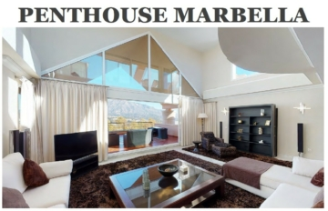 DAS Penthouse in Marbella!,  Marbella, Penthousewohnung