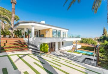 Villa Alcotanes Marbella,  Marbella, Villa